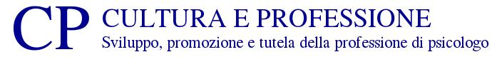 CULTURA E PROFESSIONE